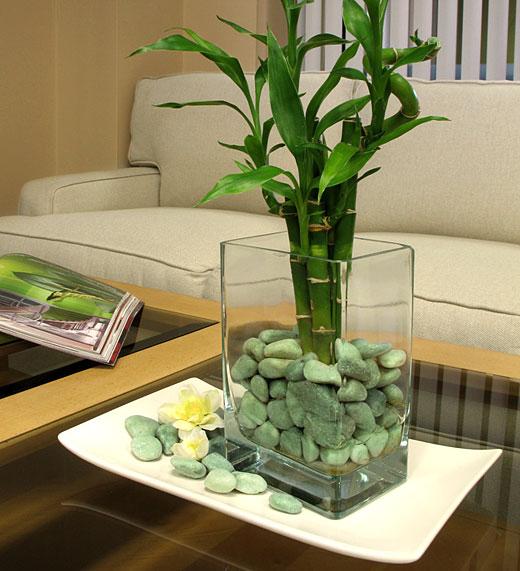 Наполнение для напольных ваз
