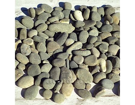 Галька морская крупная 10-30 мм, 1 кг