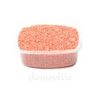Грунт мелкий для декора розовый (350 гр)