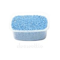 Грунт мелкий для декора голубой (350 гр)