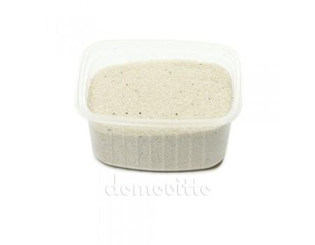 Песок морской белый, 0,2-0,4 мм (330 гр)
