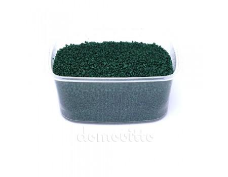 Песок крупный темно-зеленый, 1,2-1,8 мм, 330 гр (Германия)
