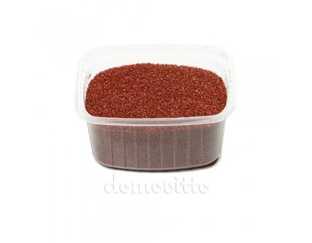 Песок флористический вишневый, 0,5-1 мм (330 гр)