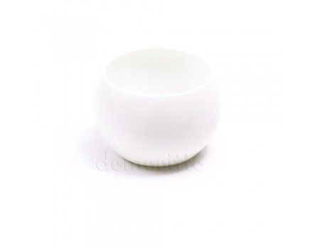 Мини-кашпо для композиций круглое пластик, d7 х H6 см