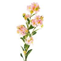 Ветка цветущего миндаля искусственная, 90 см. Разные цвета