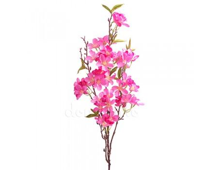Цветущая ветка весенняя, 90 см. Разные цвета