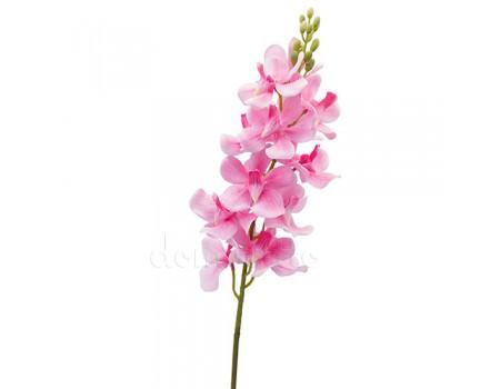 Орхидея цимбидиум искусственная розовая, 80 см