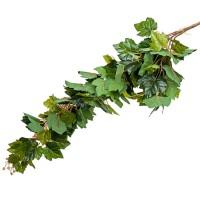 Лиана ампельная виноград искусственная, 100 см