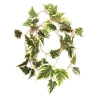 """Искусственная лиана """"Виноград бело-зеленый"""", 270 см"""