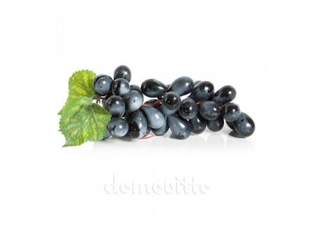 Искусственный виноград, 14 см. Цвет: Черный