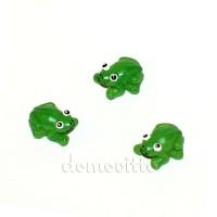 Лягушки на стикере, 20 мм (3 шт)