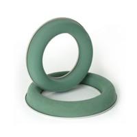 Губка для живых цветов Oasis Кольцо, диаметр 25 см