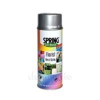 Краска Spring Deco Spray серебряная, 400 мл