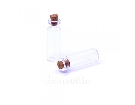 Бутылочка декоративная мини, 16 х 45 мм