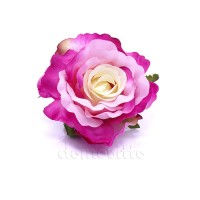"Голова розы ""Шарм"", d9 см"