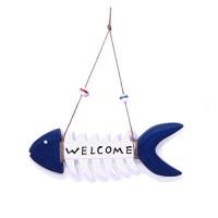 """Фигура подвесная """"Рыба"""", 9,5 х 27 см"""