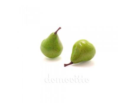 Груша мини зеленая, 3,5 см