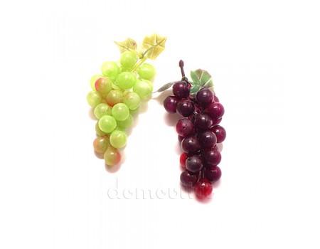 Смородина искусственная 8 см. Цвета: Бордовый, Зеленый