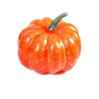 Тыква оранжевая маленькая, d8 см