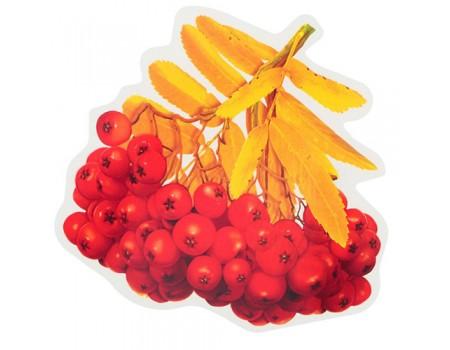 """Осенний декор на стену """"Рябинка"""", 10х11 см"""