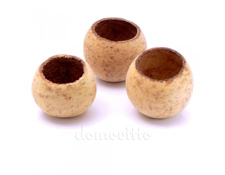 Белл капс натуральный 5-7 см, 3 шт