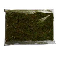 Мох зеленый сухой, 50 гр
