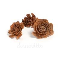 """Сухоцвет """"Кедровая роза"""" натуральный, 3 шт"""