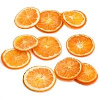Сушеные дольки апельсина, 10 шт