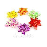 Бантик для подарков, 5 см. Разные цвета