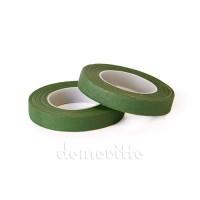 Тейп лента флористическая Oasis темно-зеленая
