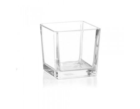 """Ваза прямоугольная """"Куб"""", 10 см"""