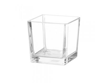 """Ваза прямоугольная """"Куб"""", 12 см / 14 см"""